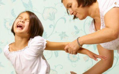 El castigo físico: ¿una forma de educar efectiva?