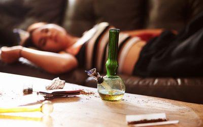 Los problemas emocionales y el consumo de drogas