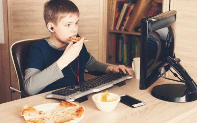 Los 5 errores más comunes en la alimentación de nuestros niños