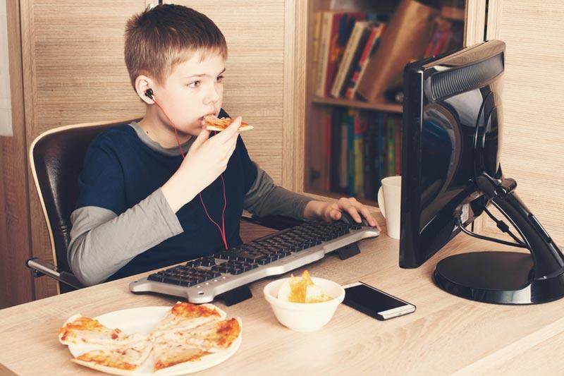 alimentación de nuestros niños