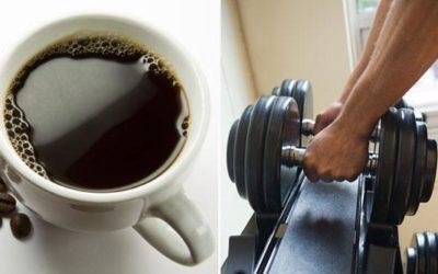 Comienza activado el día: la cafeína en el deporte