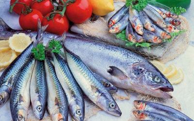 El AZUL es el nuevo blanco: Beneficios del pescado azul en tu dieta