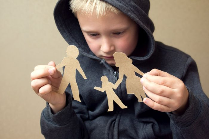 Consecuencias del divorcio en los hijos