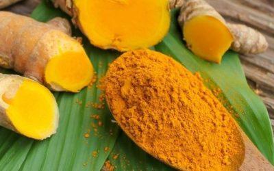 La salud se tiñe de amarillo: cúrcuma