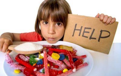 Dulce mentalidad: Nutrición infantil