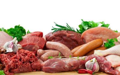 ¿Qué se consume hoy carne roja o blanca?
