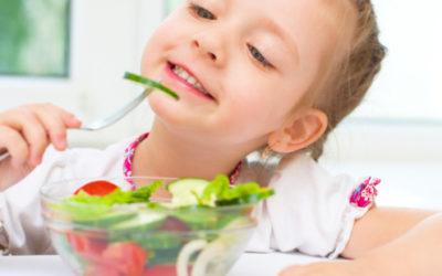 Amor de VERDURA: Nutrición para niños