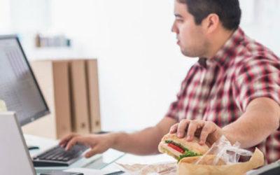 Nutrición y la salud laboral