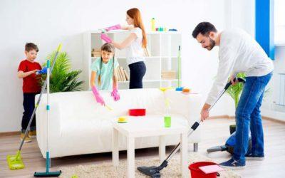 Los mejores consejos para la distribución de las responsabilidades en la familia