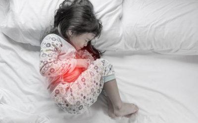 Gastroenteritis infantil y dieta