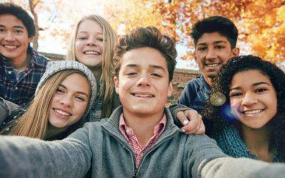 La formación de la identidad en la adolescencia