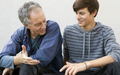 ¿Cómo entablar una buena comunicación con mis hijos adolescentes?