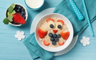 Consejos para lograr que tu hijo consuma un desayuno saludable
