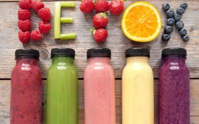Detox: ¿un mito nutricional?