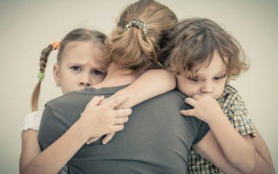 ¿Cómo los niños experimentan el duelo?