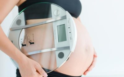 Ganancia de peso durante el embarazo