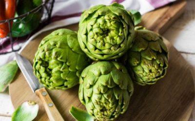 Alcachofa y sus beneficios nutricionales