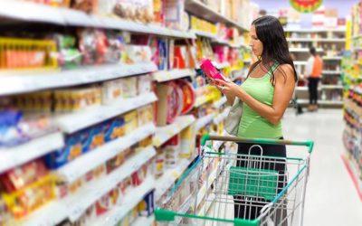 Información o publicidad en la etiqueta nutricional