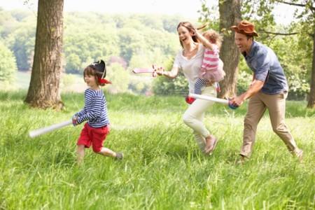 La importancia del juego en la relación entre padres e hijos