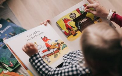 La importancia de los cuentos infantiles