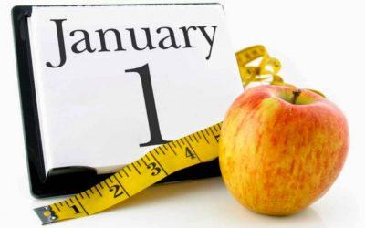 Tips para bajar de peso y comenzar bien el año