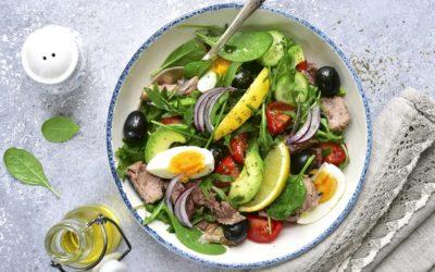 Dieta mediterránea: El balance perfecto