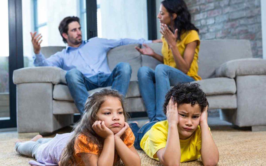 Conflictos familiares y cómo resolverlos