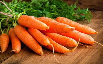 Zanahoria y sus beneficios nutricionales