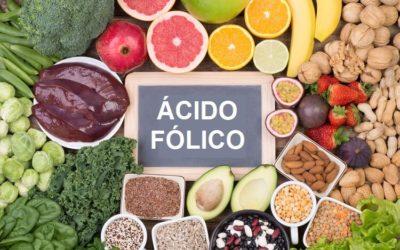 Todo sobre el ácido fólico en la alimentación
