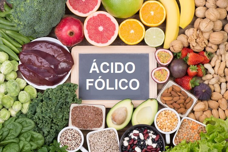 ácido fólico