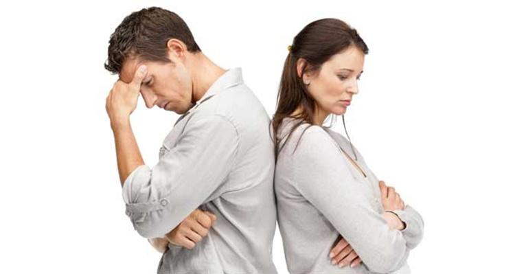 Primera crisis matrimonial