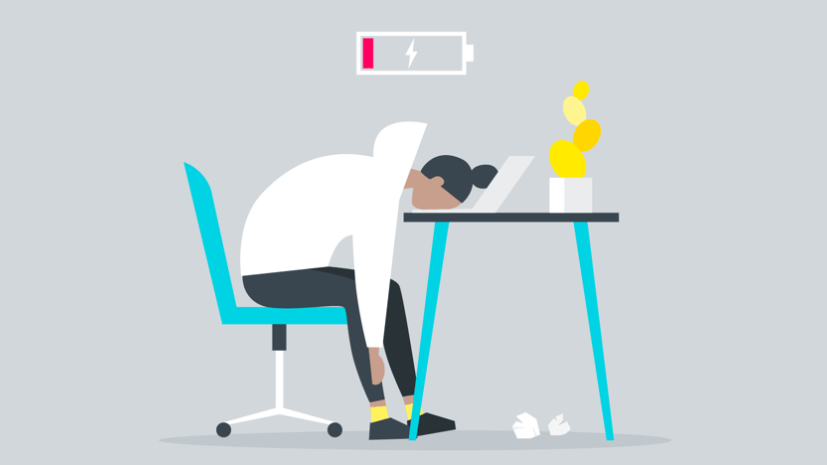 pistas para aliviar el Burnout