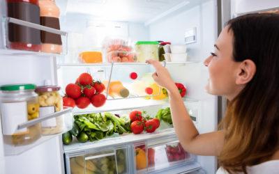 Aprende a almacenar correctamente tus alimentos