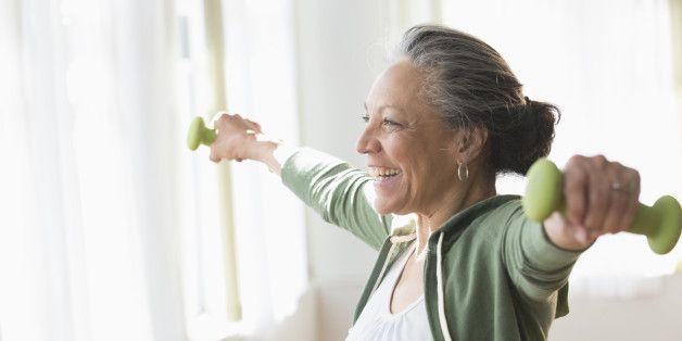 adultos mayores en cuarentena