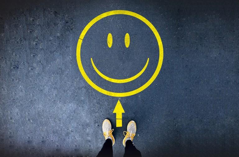 alcanzar la felicidad