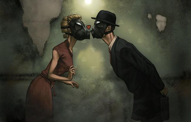 relaciones tormentosas
