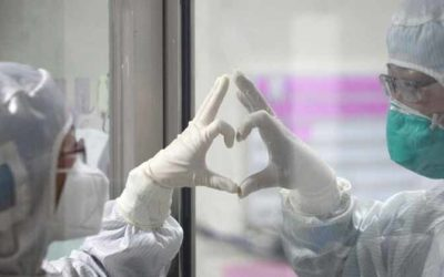 El amor en los tiempos del Coronavirus: Parejas distanciadas
