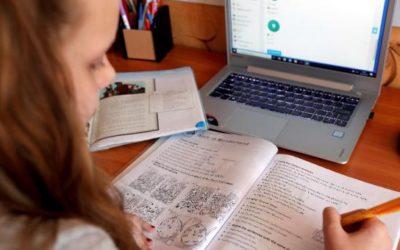 ¿Cómo ayudar a mis hijos(as) en sus clases virtuales?