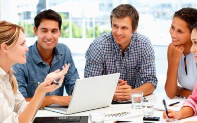 ¿Cómo influyen las buenas relaciones con mis compañeros de trabajo en el desempeño?