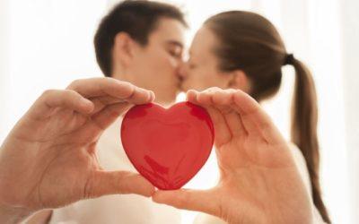 ¿De qué manera das y recibes afecto en tu relación?