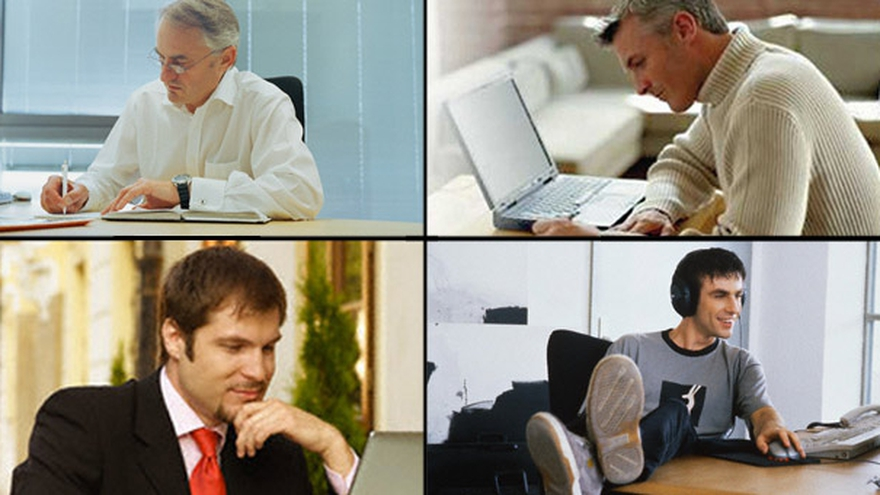 generaciones dentro de una empresa