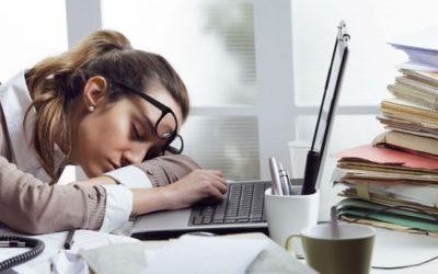 Estrés laboral: ¿Cómo gestionarlo?