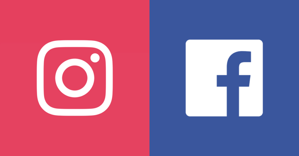 facebook e instagram live