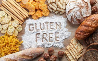 Los alimentos sin gluten