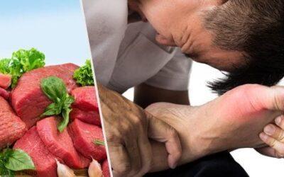 Alimentación para reducir los niveles de ácido úrico