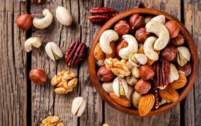 El snack ideal: Frutos secos