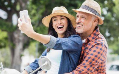 Las diferencias de edades y su impacto en la relación de pareja