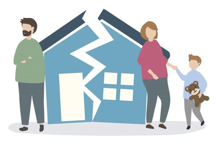 Cómo afectan los conflictos familiares en la vida adulta