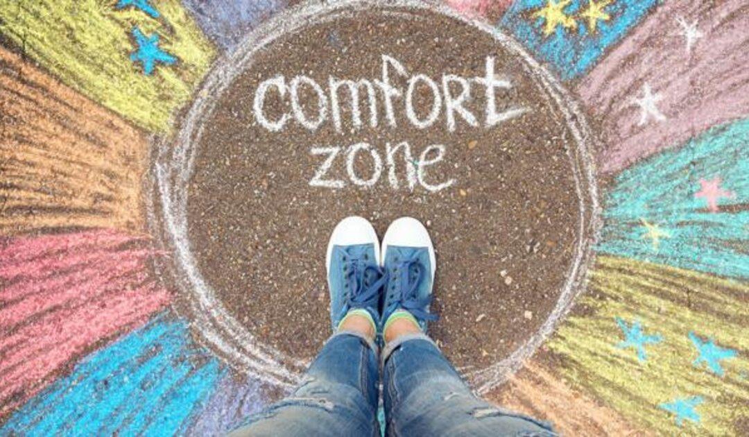 Conociendo más de mi zona de confort