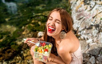 Relación de la alimentación y el estado de ánimo